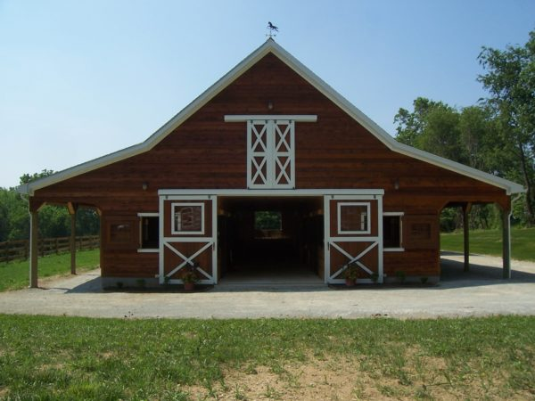 Equestrian Buildings Archives - Precise Buildings, LLC