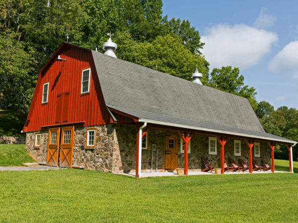Building - Bank Barn Renovation