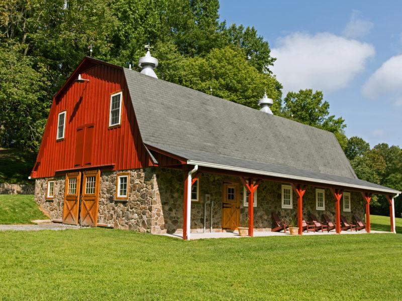 Bank Barn Renovation