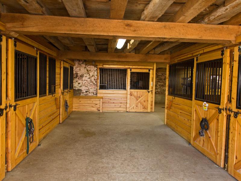 Interior Barn Renovation