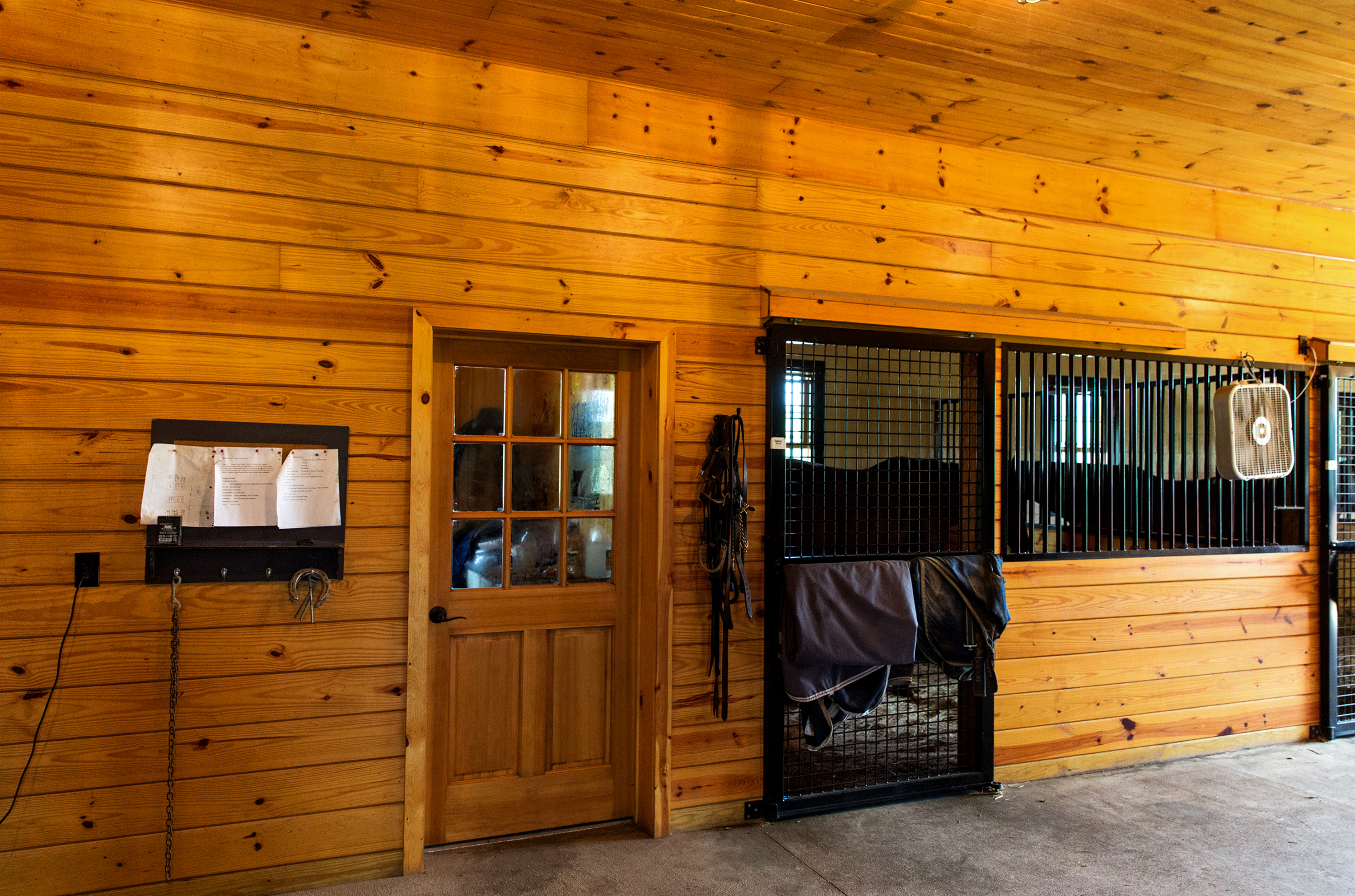 Precise Buildings Llc Custom Horse Barn And Apartment