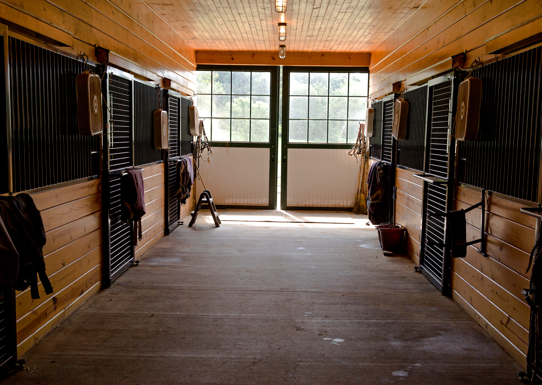 Precise Buildings, LLC - Custom Horse Barn And Apartment