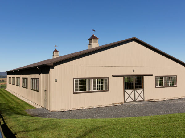 Building - Custom Pleasure Barn