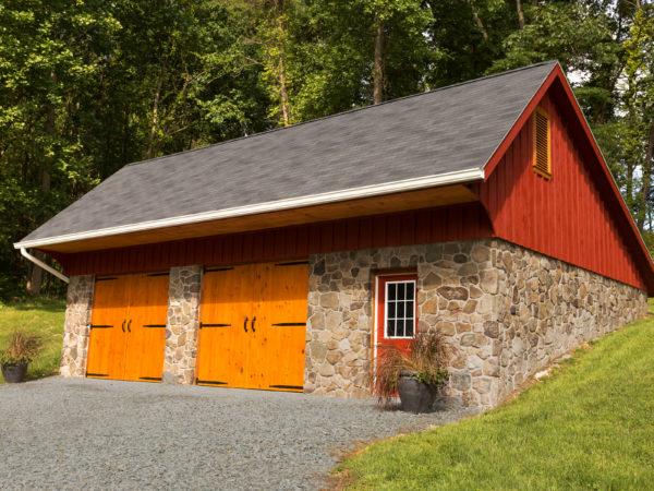 Building - Custom Garage