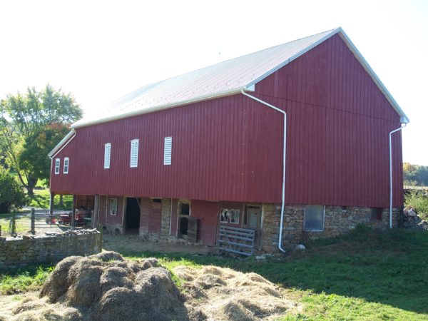 Building - Barn Restoration
