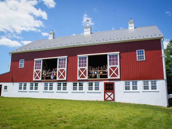 Building - 18th Century Barn Restoration