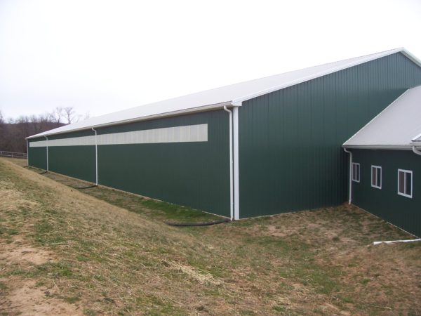 Building - Economical Indoor Riding Arena