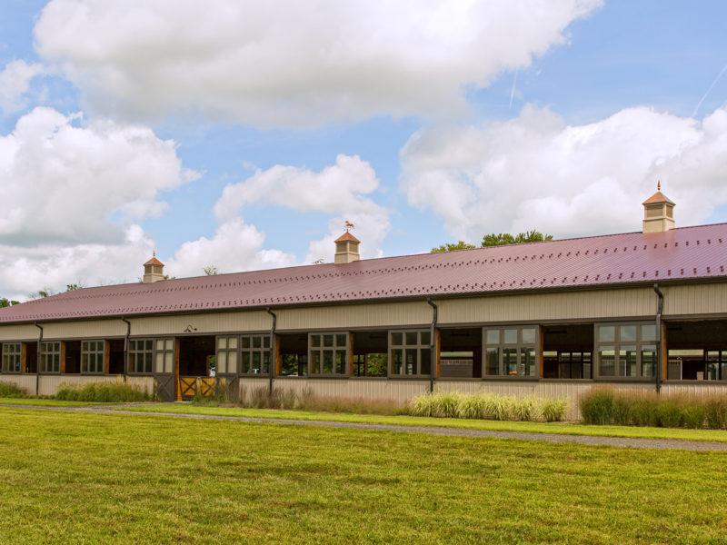 Precise Buildings Llc Custom Indoor Arena