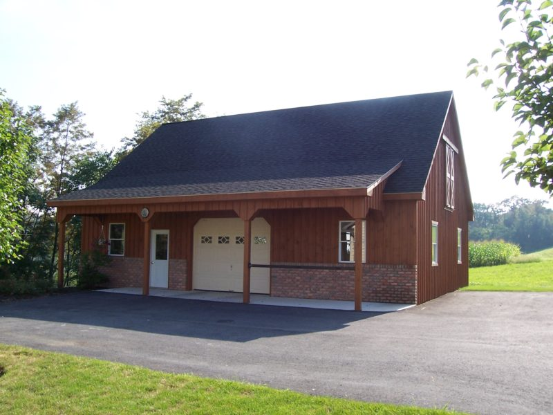 Custom Garage/Barn