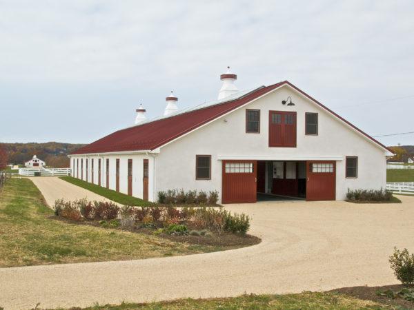 Building - Sagamore Farm