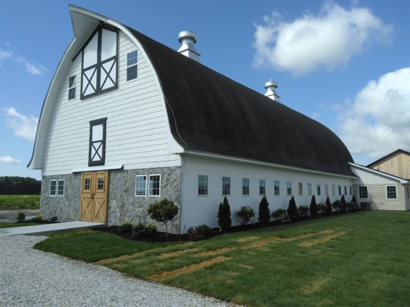 Restored Wedding Barn
