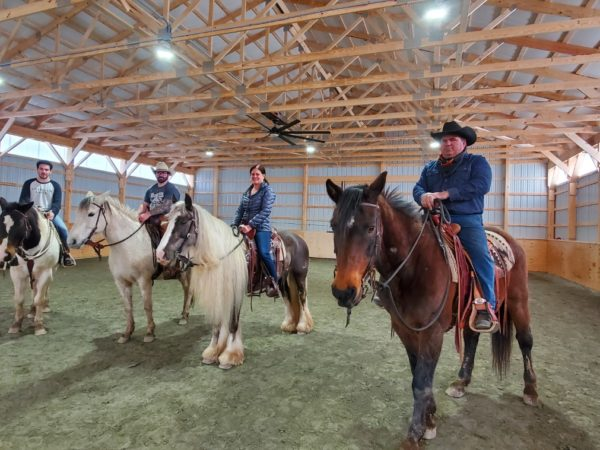 Building - Indoor Riding Arena