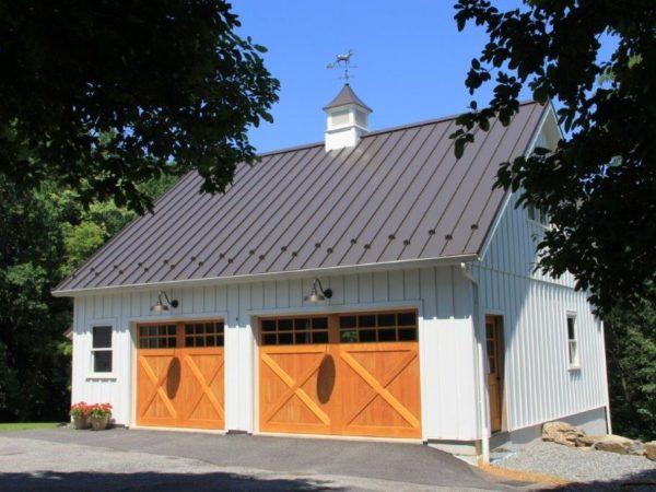 Building - 2 Car Garage with Basement